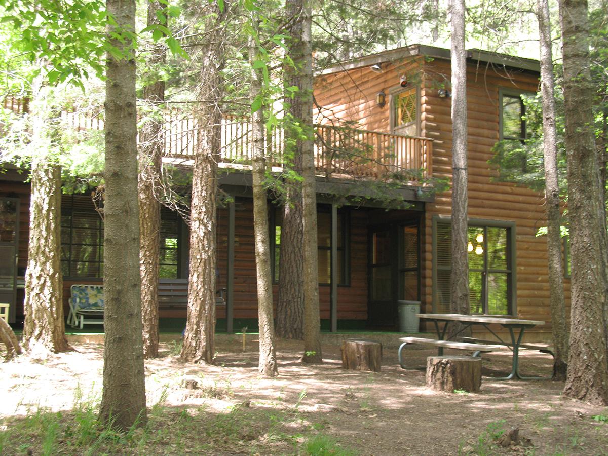 oak creek cabin